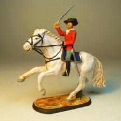 Garibaldi a caballo 1860