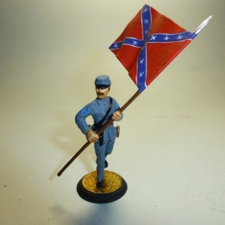 (BE-4) Bandera Capitana del Almirante de Castilla 1492