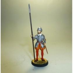 Piquero de los Tercios 1557