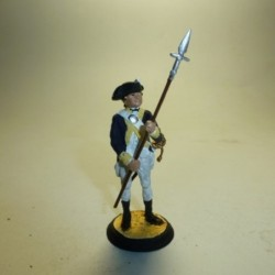 Oficial Infantería 3RD Nueva York 1780