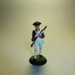 Infantería Pensilvania 1780
