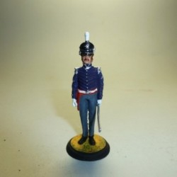 Oficial Guerra de Halcón Negro 1832