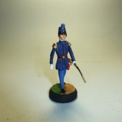 Oficial de Infantería 1857