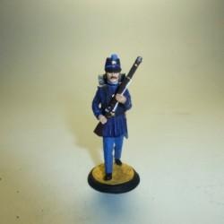 Soldado de Infantería 1857