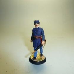 Oficial de Infantería Guerra America 1863