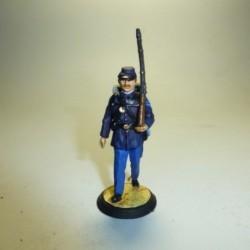 Soldado de Infantería Guerra América 1863