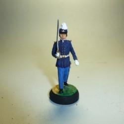 Oficial de Infantería  1876
