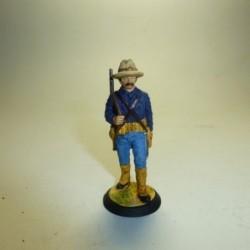 Soldado de Infantería Guerra España-América 1898