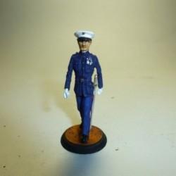 """Capitan Blue Dress """"B"""" 1970"""