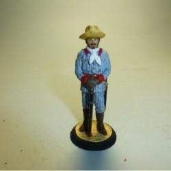 Soldado de Caballeria de Milicias 1897