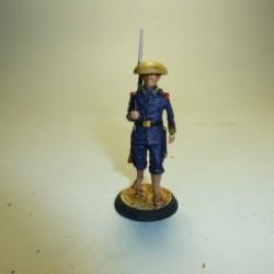 Soldado de Marina Indigena 1895