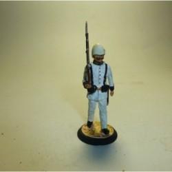 Teniente Coronel Infante de la Marina 1863