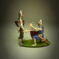 Granadero a Caballo de la Guardia Imperial Francia 1804-1815