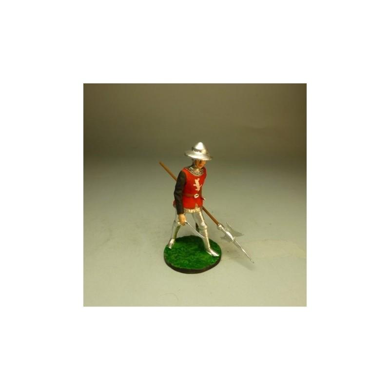 Oficial de Infantería Francia