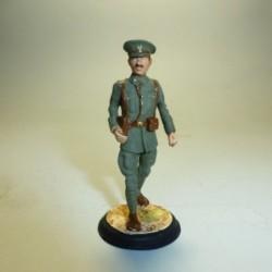 Oficial de Infantería Britanica