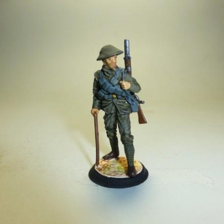 Soldado de plomo del Ejercito Alemán