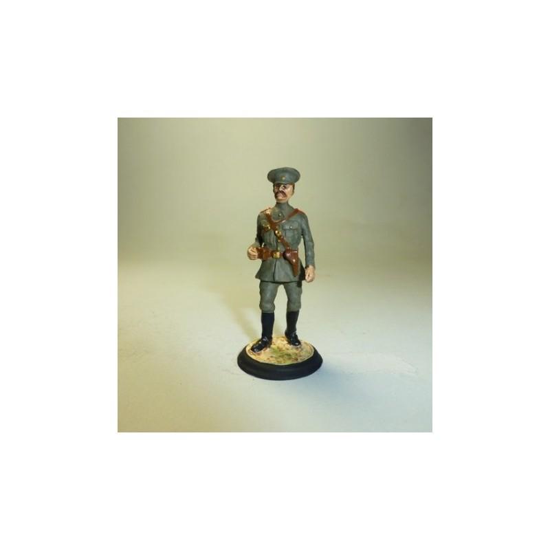 Oficial de Infantería Rusa