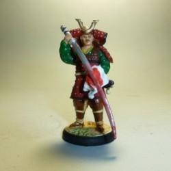 Samurai año 1410