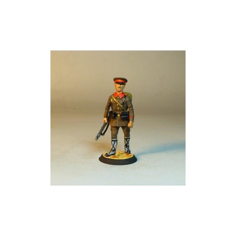Soldado de plomo de los Personajes Historicos