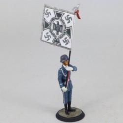 Abanderado de Infantería de la Wehrmacht