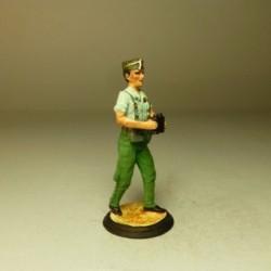Oficial de Campaña 1921-1927