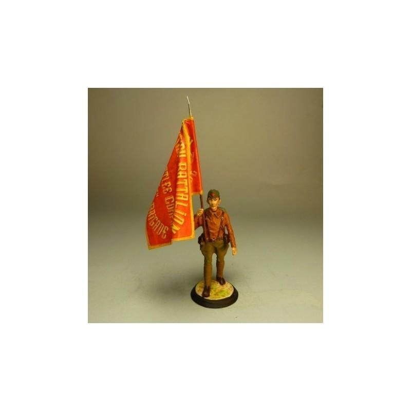 Bandera del Batallón Británico 1936