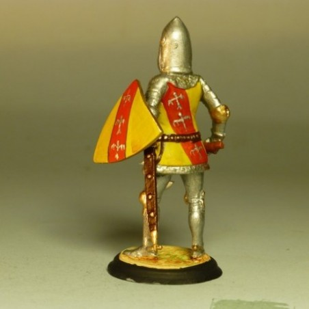 (EM-2) Montero de la guardia real S. XIII