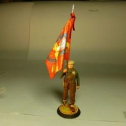 Bandera Batallón Britanico  15 (1936)