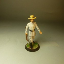 Soldado de la Compañía de Fernando POO 1858