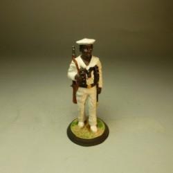 Marinero de Gala Guardia Colonial Golfo de Guinea 1935