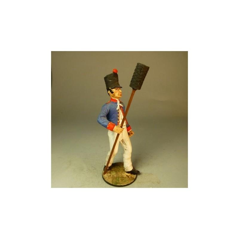 Artillero Venezolano 1821
