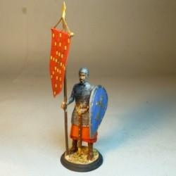 Estandarte del Antiguo Reino de Navarra 1334
