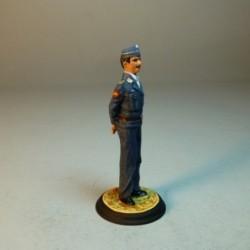 "Staff Sergeant Blue White Dress ""A"" 1957"