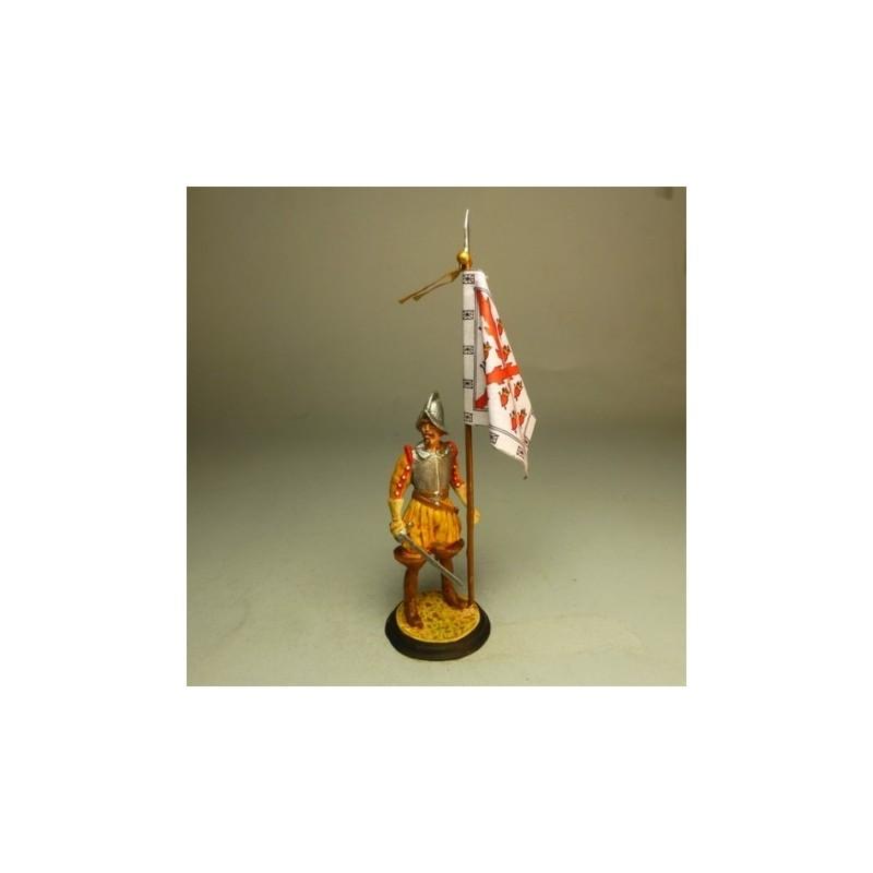 Abanderado de Infantería 1640