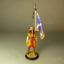 Abanderado de Infantería 1643