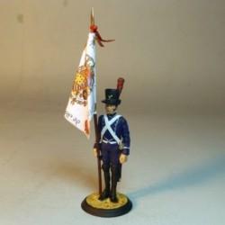 (BE-25) Abanderado del 7º Batallón Infanteria Voluntarios de Navarra 1808