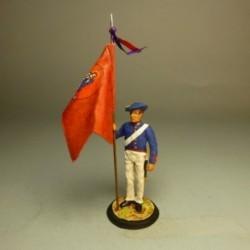 Abanderado 1º Guerra Carlista 1835