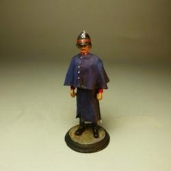 Guardia con Capote en Invierno 1902-1931