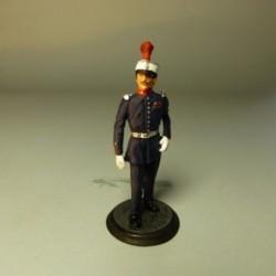 Oficial de Gala en Invierno 1902-1931