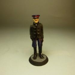 Oficial de Servicio con Pelliza 1902-1931