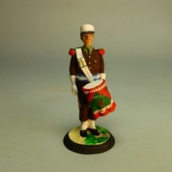 Drummer 3º Regimiento Extranjero de Infantería (R.E.I.) 1970
