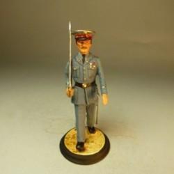 Oficial Policía Armada 1970