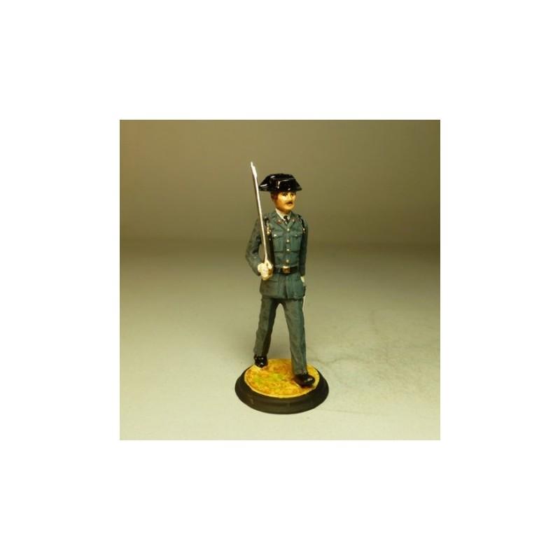 (EE-9) Oficial Guardia Civil 1970