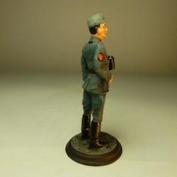 Oficial Alemán de las SS