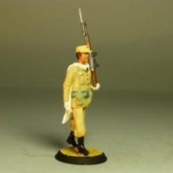 Soldado de Regulares de Melilla 1969