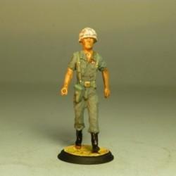 Oficial Infantería de Marina 1970