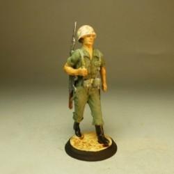 Soldado Infantería de Marina 1970