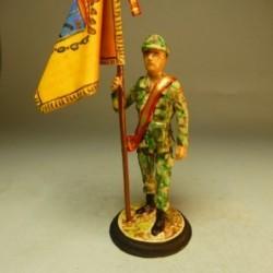 Porta-Estandarte de Infantería 1980