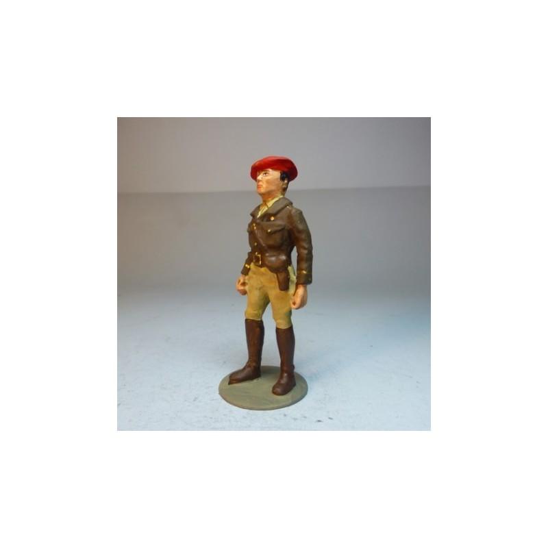 Abanderado de Infantería Tercio de Italia1630