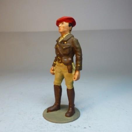 (BE-10) Abanderado de Infantería 1640